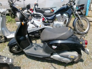 売るバイク