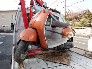 買取バイク