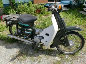 引き取りバイク