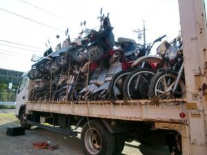 買取りバイク