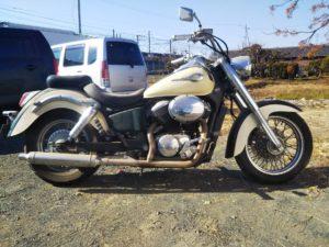 ホンダ シャドウ400 NC34型