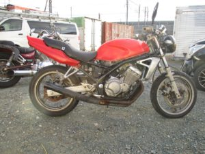 カワサキ バリオス250 ZR250A型
