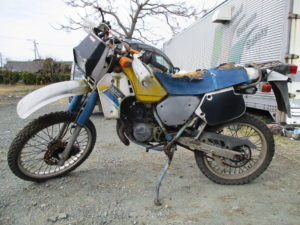 スズキ RA125 SF13A型