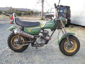 ホンダ ノーティーダックス50 CY50型