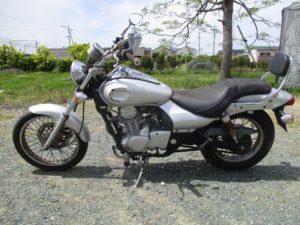 カワサキ エリミネーター125 BN125A型