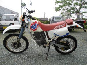 ホンダ XLR125R JD16型