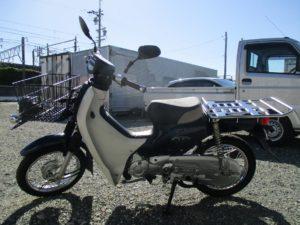 ホンダ スーパーカブ50Fi AA04型