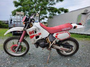 ヤマハ DT200R 3ET型
