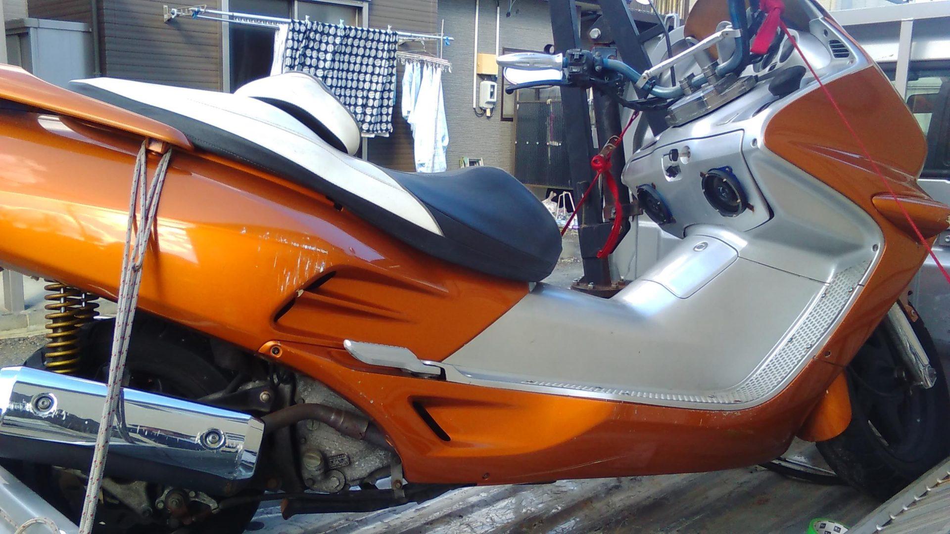 ホンダ フォルツァ250 MC06型