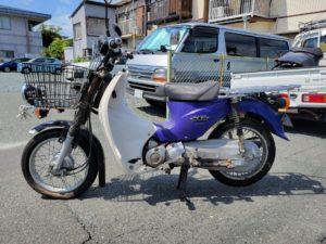 ホンダ スーパーカブプロ110  JA07型